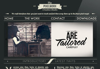 A great web design by thepixelworx, Jakarta, Indonesia: