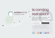 A great web design by AudeeMirza Creative Flow, Surabaya, Indonesia: