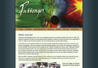 A great web design by Shawn R. Grimes, Pensacola, FL: