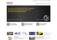 A great web design by Brinn Marketing, Glasgow, United Kingdom: