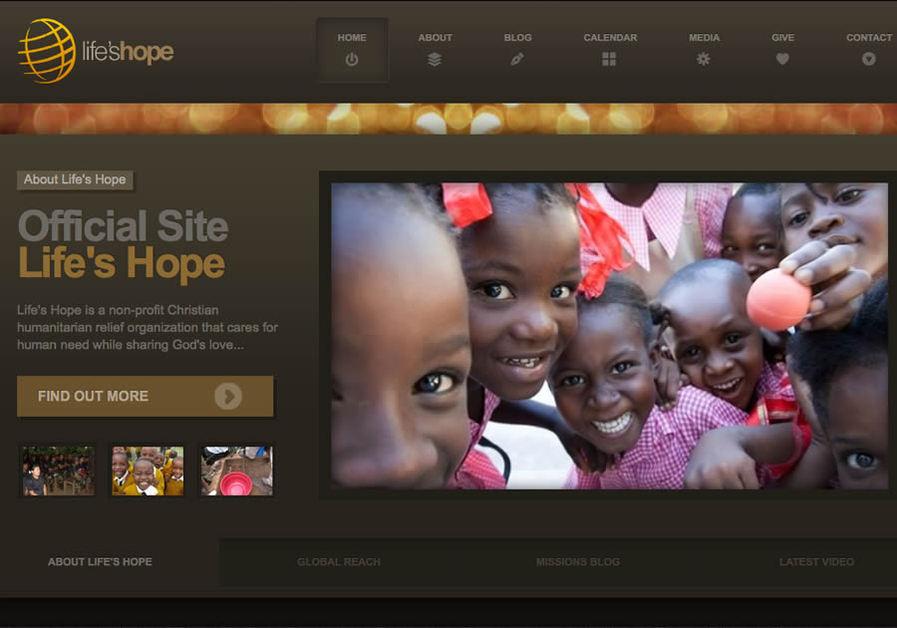 A great web design by Cogent Studios, Oklahoma City, OK: