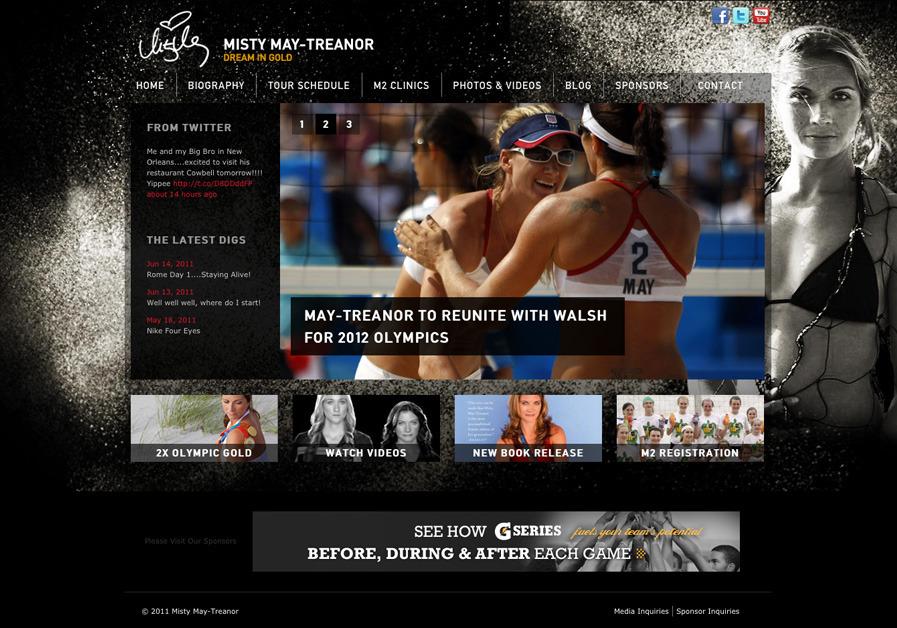 A great web design by Blazonco, Orange County, CA: