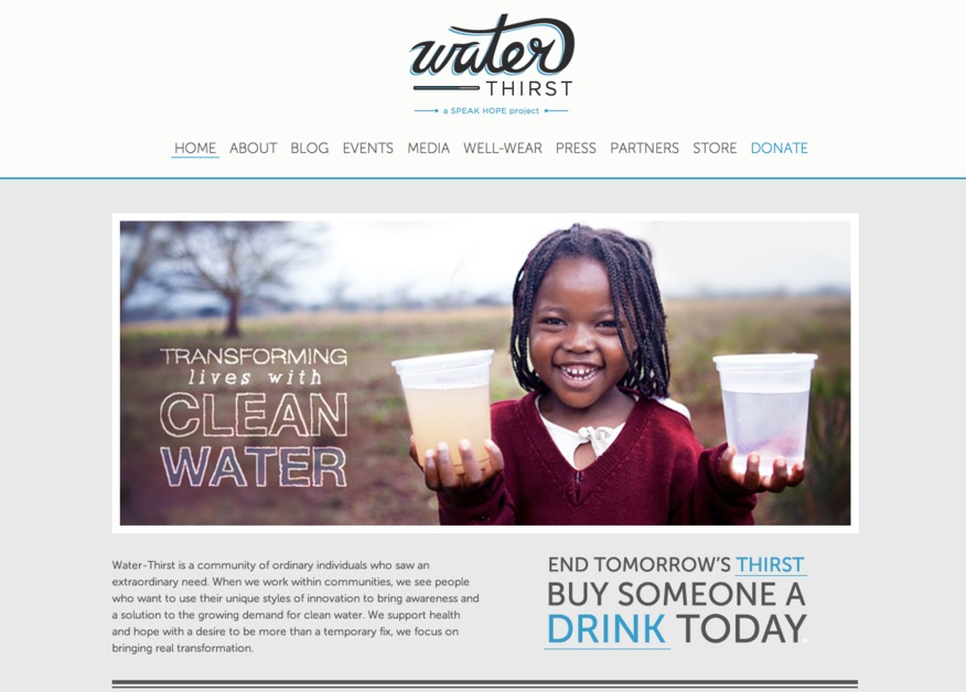 A great web design by ZeroVapor, Atlanta, GA: