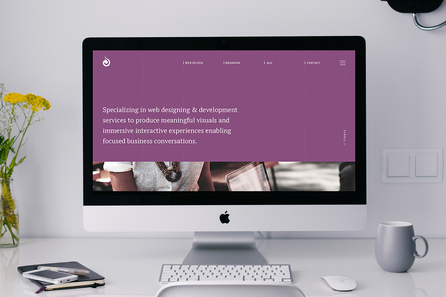 A great web design by eJeeban Design, Kuala Lumpur, Malaysia: Responsive Website, Portfolio , Internet , PHP