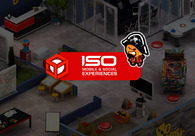 A great web design by ISO Interactive (fun online social apps & games), Atlanta, GA: Responsive Website, Portfolio , Internet , Wordpress