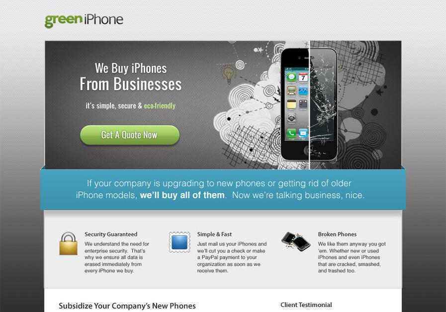 A great web design by Tailor Web Design, Anchorage, AK: