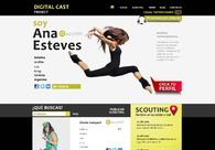 A great web design by MB, Cordoba, Argentina: