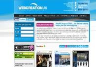 A great web design by WebCreationUK, Trowbridge, United Kingdom:
