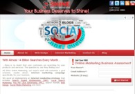 A great web design by Shine Online Marketing, Hattiesburg, MS: