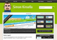 A great web design by SimonKinsella.ie, Wexford, Ireland: