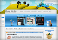 A great web design by Morx Media -  Dallas Design, Dallas, TX: