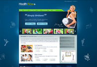 A great web design by Kreativewire.com: