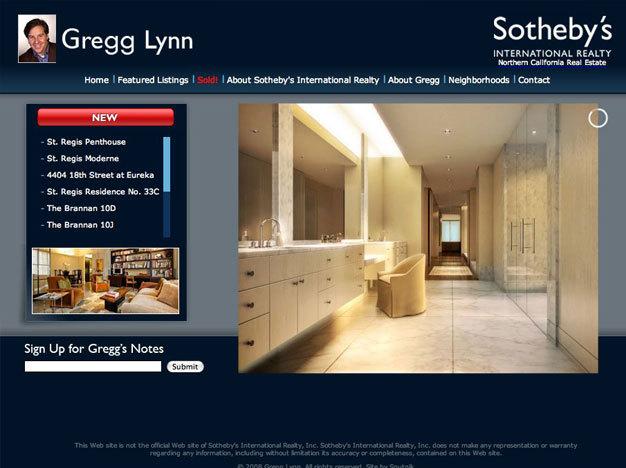 A great web design by Sputnik Integrated, San Francisco, CA: