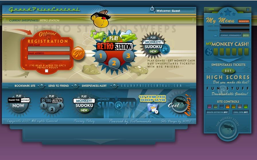 A great web design by WmoAdv.com, Atlanta, GA: