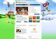 A great web design by Karel Hejkal: