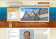 A great web design by Bluelinemedia, Cheltenham, United Kingdom: