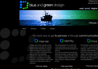 A great web design by Blue and Green design, Dublin  Ireland, Ireland: