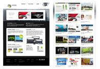A great web design by Index Studios: Website, Portfolio , Internet , Static HTML