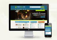 A great web design by Chris Linden, San Francisco, CA: