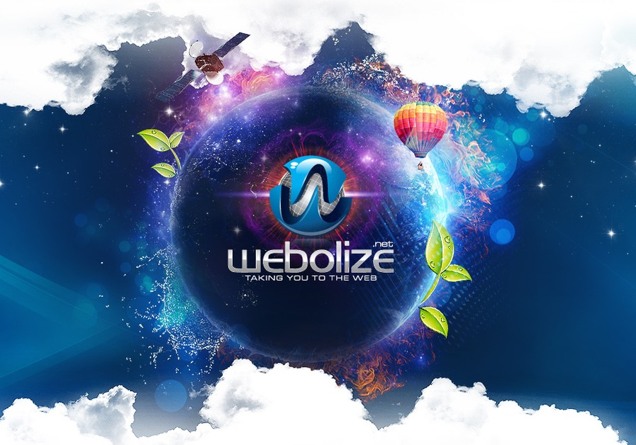 A great web design by Webolize.Net, Philadelphia, PA: