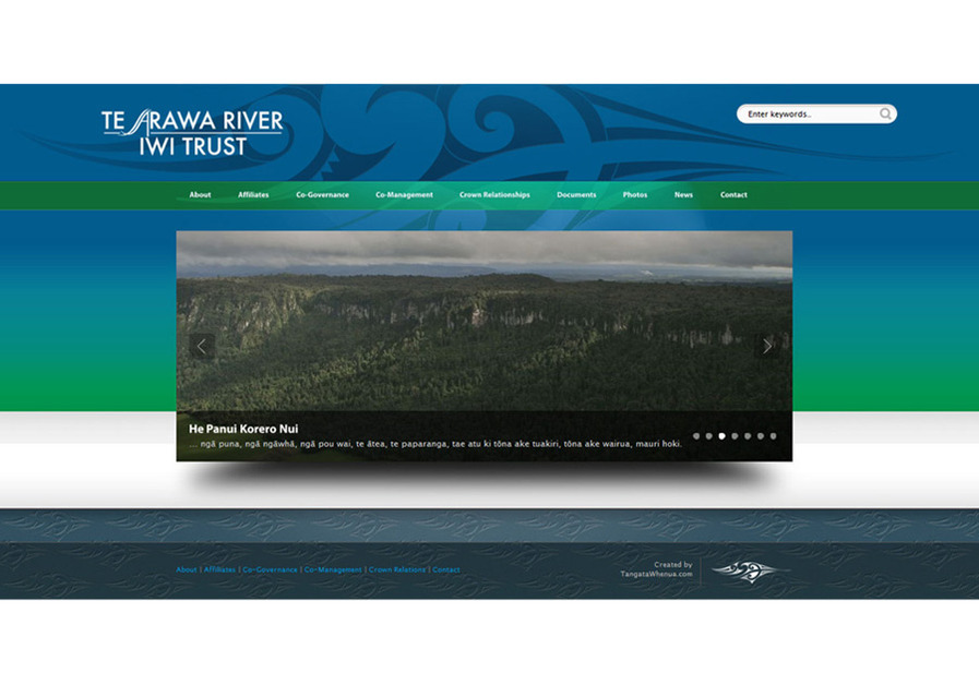 A great web design by DigitalMaori.com, Auckland, New Zealand: