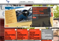 A great web design by Creative Media Alliance, Seattle, WA: