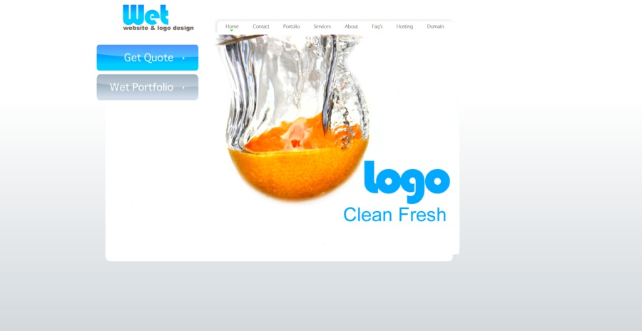 A great web design by Wet Web Design, Springfield, MO: