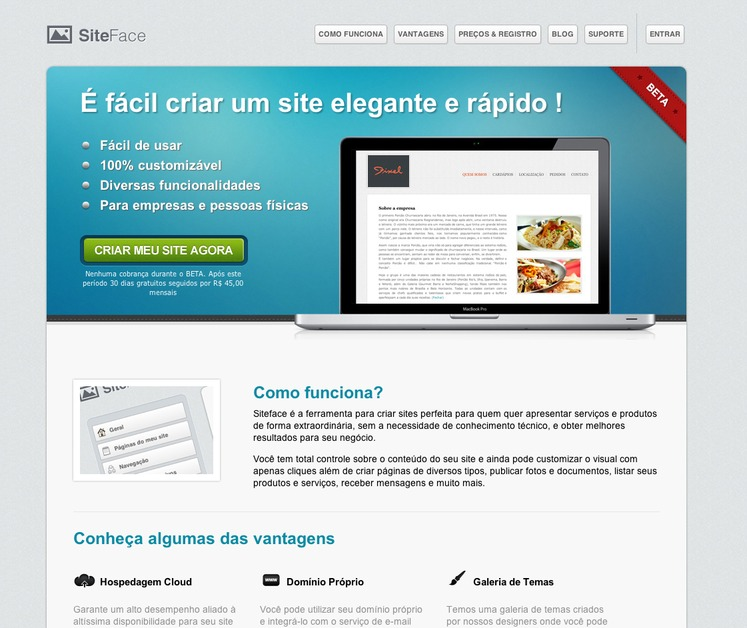 A great web design by Objetiva Software, Belo Horizonte, Brazil:
