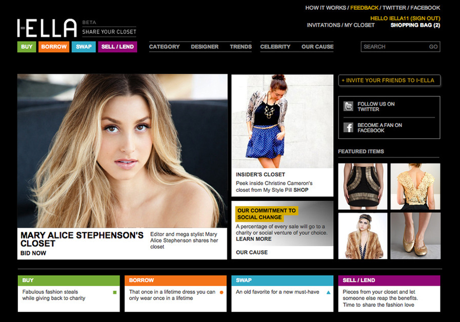 A great web design by PS New York, New York, NY: