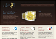 A great web design by Design Junction, Melbourne, Australia: