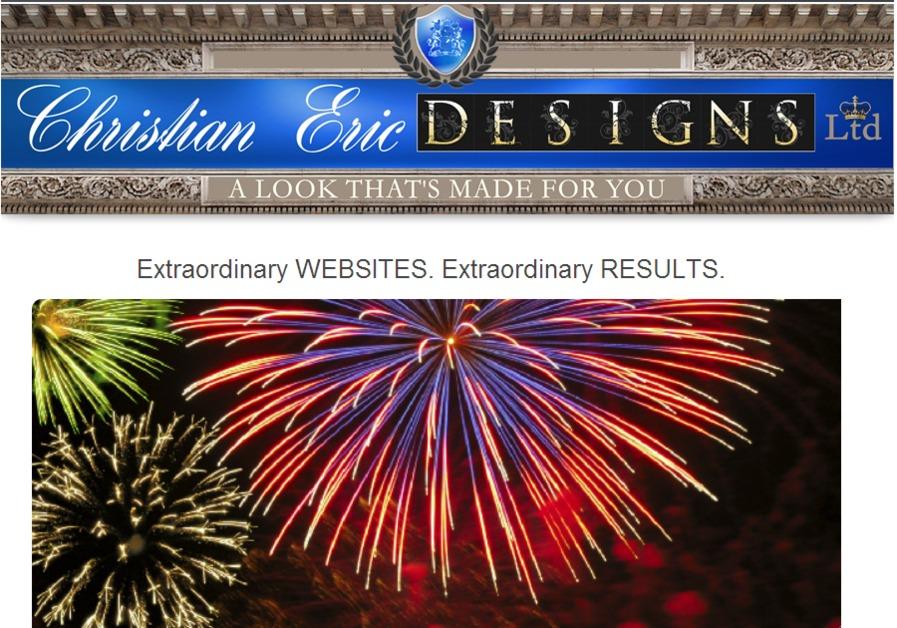 A great web design by Christian Eric DESIGNS, Ltd., Ann Arbor, MI: