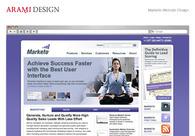 A great web design by Arami Design, San Francisco, CA: