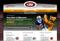 A great web design by West Arete, State College, PA: Website, Marketing Website , Travel , Ruby on Rails
