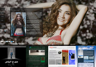 A great web design by Eddie Potros - E11World, Vancouver, Canada: