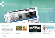 A great web design by Clear Web Studio, Toronto, Canada: