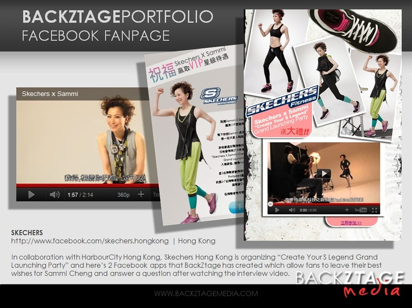 A great web design by Backztage Media, Singapore, Singapore: