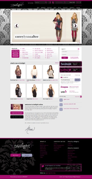 A great web design by Transmyt Marketing, Boston, MA: