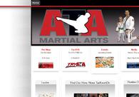 A great web design by Ryan Dobbs Designs: