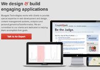 A great web design by Bluegate Technologies LLC, Washington DC, DC: