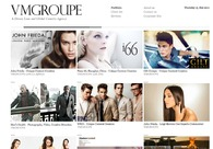 A great web design by VMGROUPE, New York, NY:
