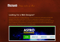 A great web design by Moziweb, Chandigarh, India: