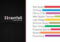 A great web design by 31rainfall Interactive, Chennai, India: