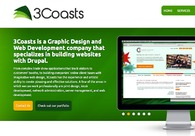 A great web design by 3Coasts, Baton Rouge, LA: