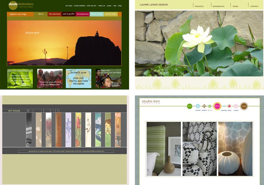 A great web design by Three Square Design, Boston, MA: