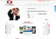 A great web design by Jazz Branding, Canada, Toronto, Canada: