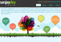 A great web design by UI Designer and Gui Designer, Noida, India: