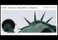A great web design by Namrood, Inc., London, United Kingdom: