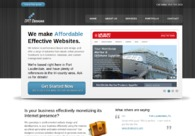 A great web design by DRT Designs, Inc., New York, NY: