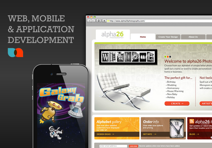 A great web design by Red Minnow Interactive, Columbus, OH: