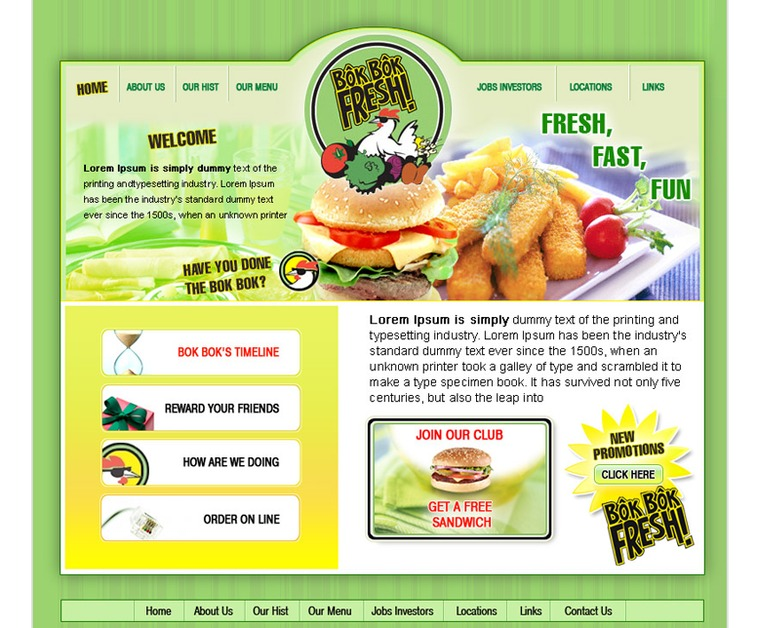 A great web design by Upstayj, Prairie Village, KS: